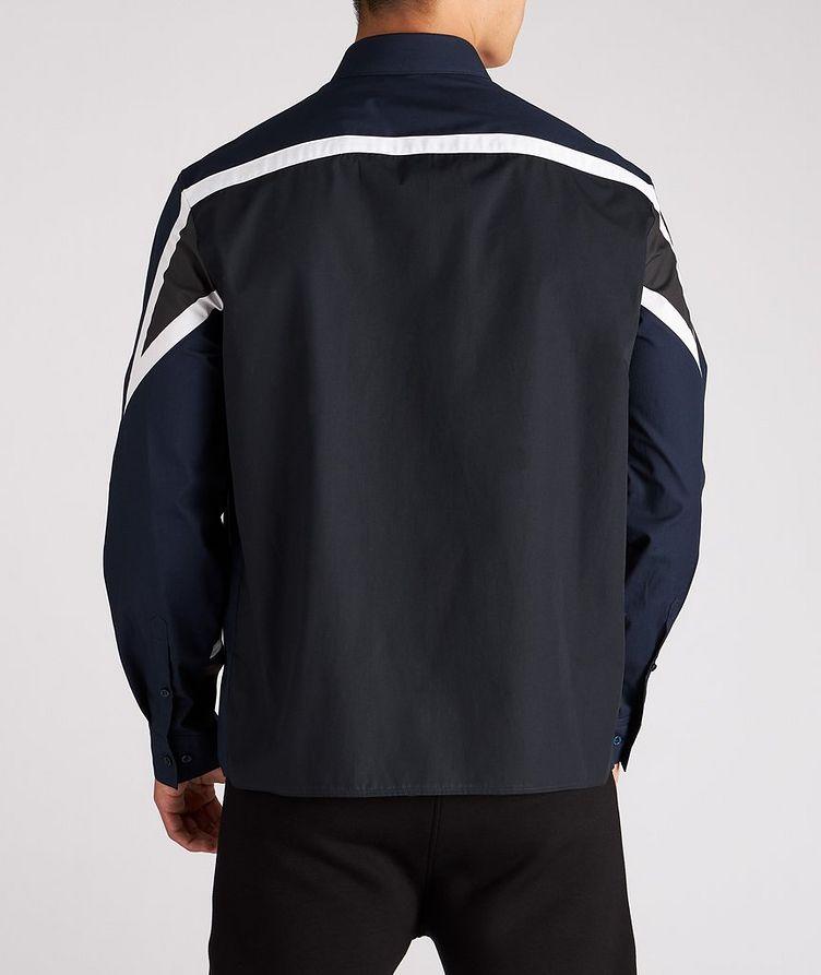 Modernist Thunderbolt Cotton Sport Shirt image 2