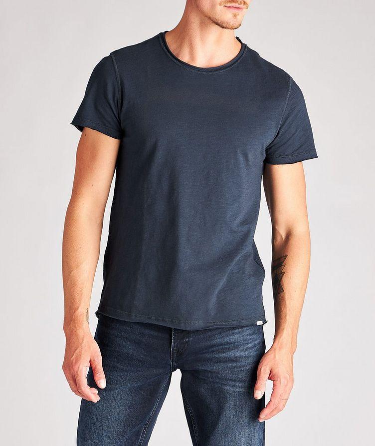 Konrad Slub Cotton T-Shirt image 1