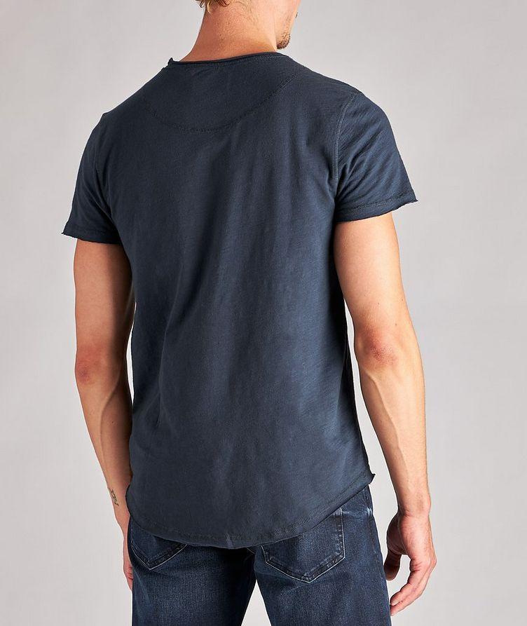 Konrad Slub Cotton T-Shirt image 2
