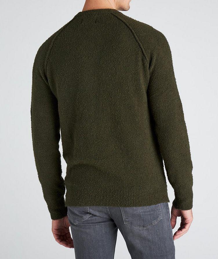 Arctic Bouncle Knit Cotton-Blend Sweatshirt image 2