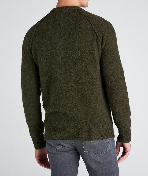 Arctic Bouncle Knit Cotton-Blend Sweatshirt picture 3