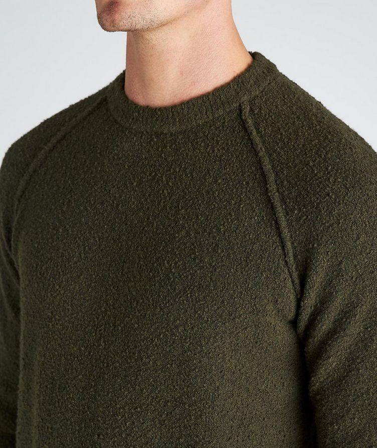 Arctic Bouncle Knit Cotton-Blend Sweatshirt image 3