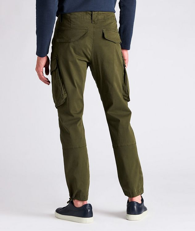Rufo Stretch-Cotton Cargo Pants picture 3