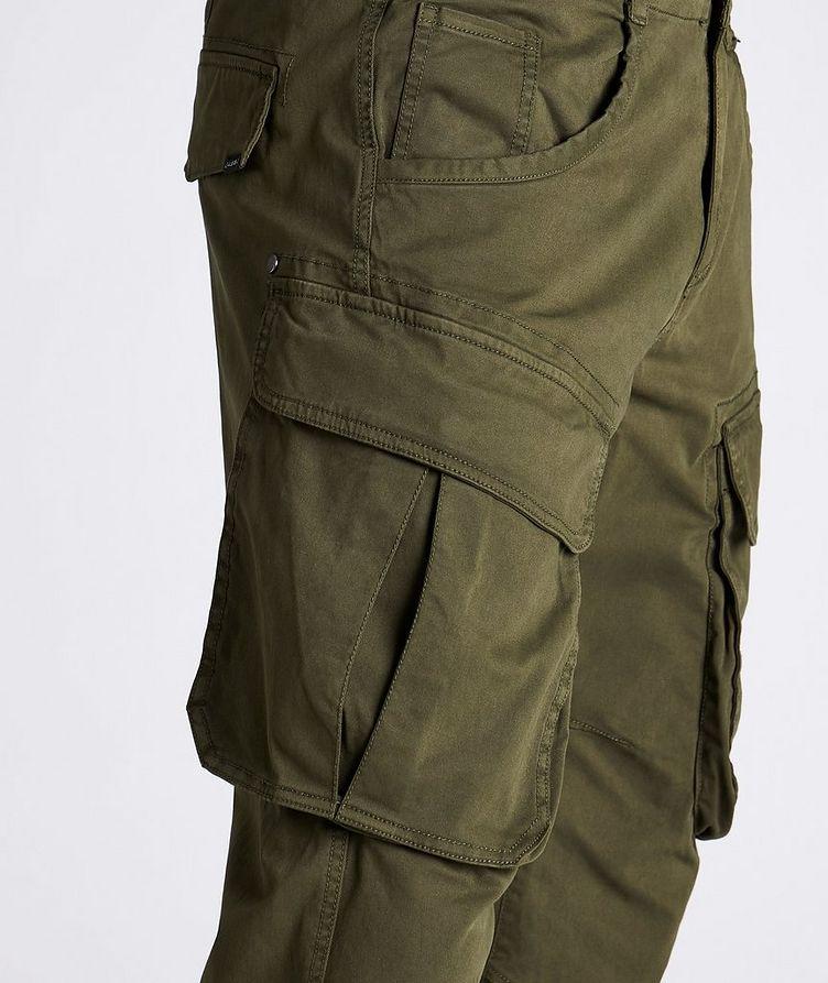 Rufo Stretch-Cotton Cargo Pants image 3