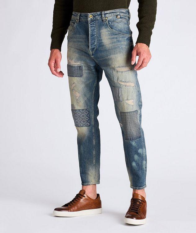 Alex Patchwork Jeans picture 2