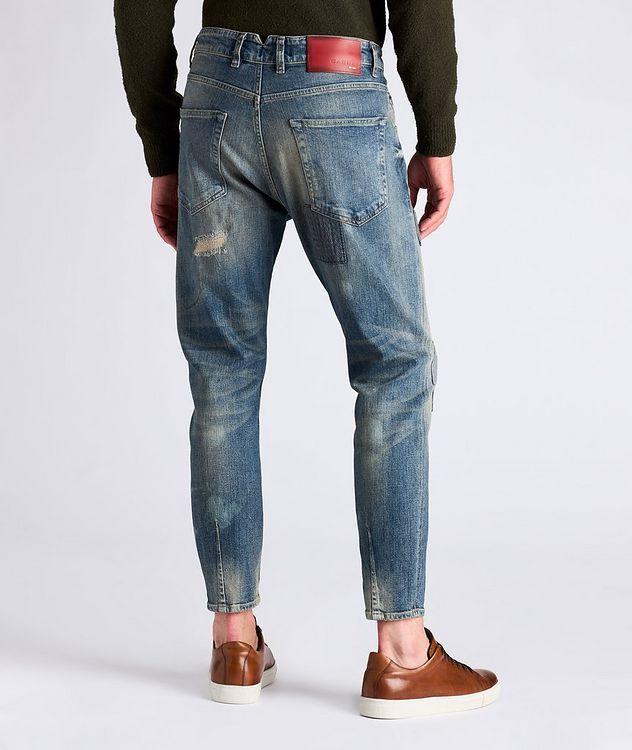 Alex Patchwork Jeans picture 3