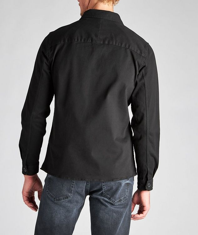 Topper LS Stretch-Cotton Workwear Jacket picture 2
