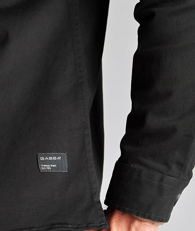 Topper LS Stretch-Cotton Workwear Jacket picture 3