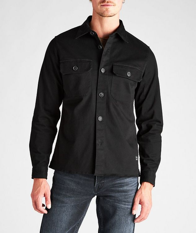 Topper LS Stretch-Cotton Workwear Jacket picture 1