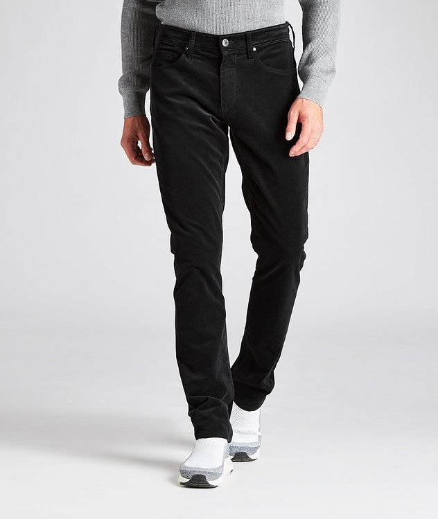 Federal Slim Straight Corduroy Jeans picture 2
