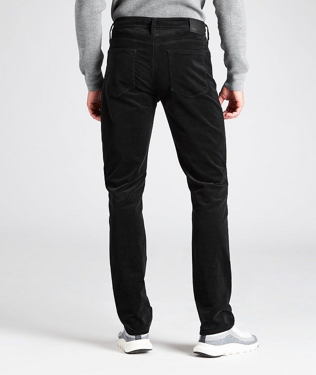 Federal Slim Straight Corduroy Jeans picture 3