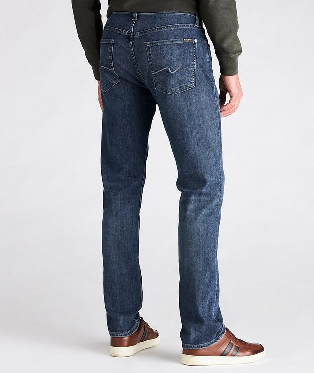 The Straight Airweft Denim Jeans picture 3