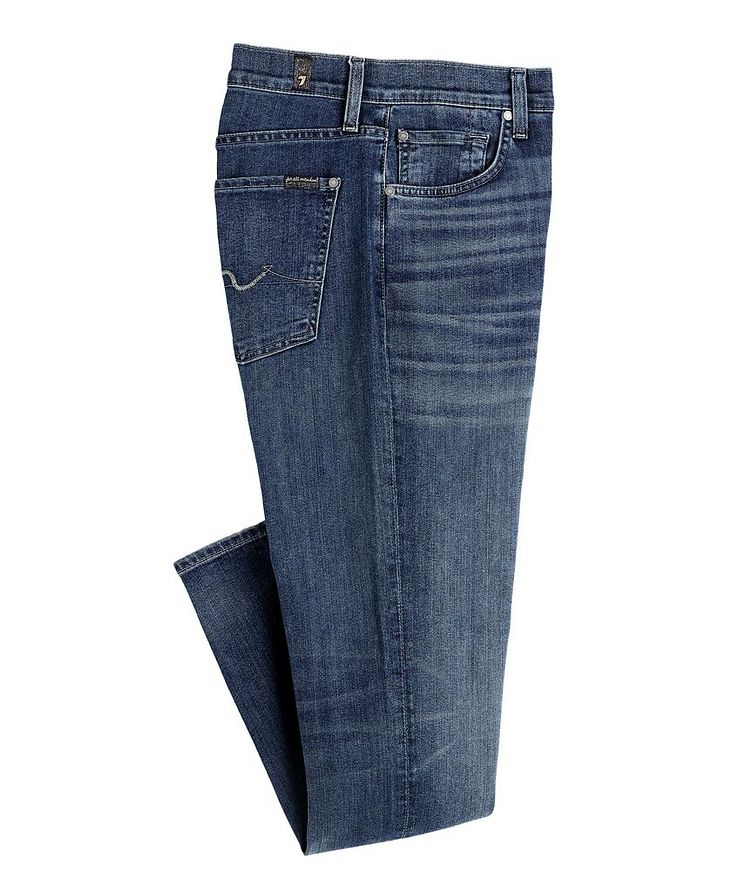 The Straight Airweft Denim Jeans image 0