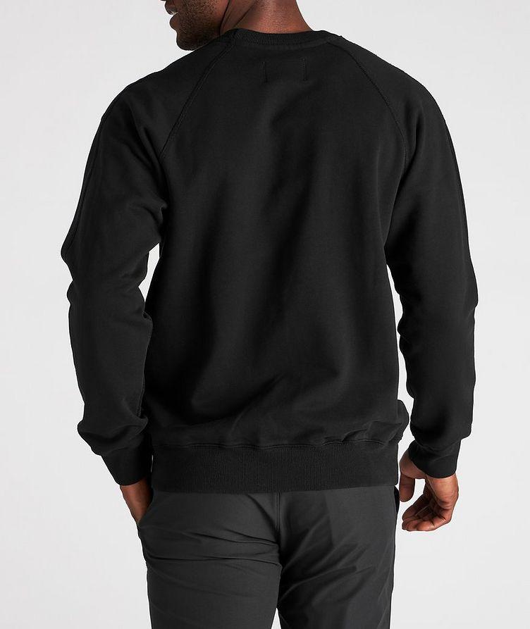 Autograph Logo Cotton Sweater image 2