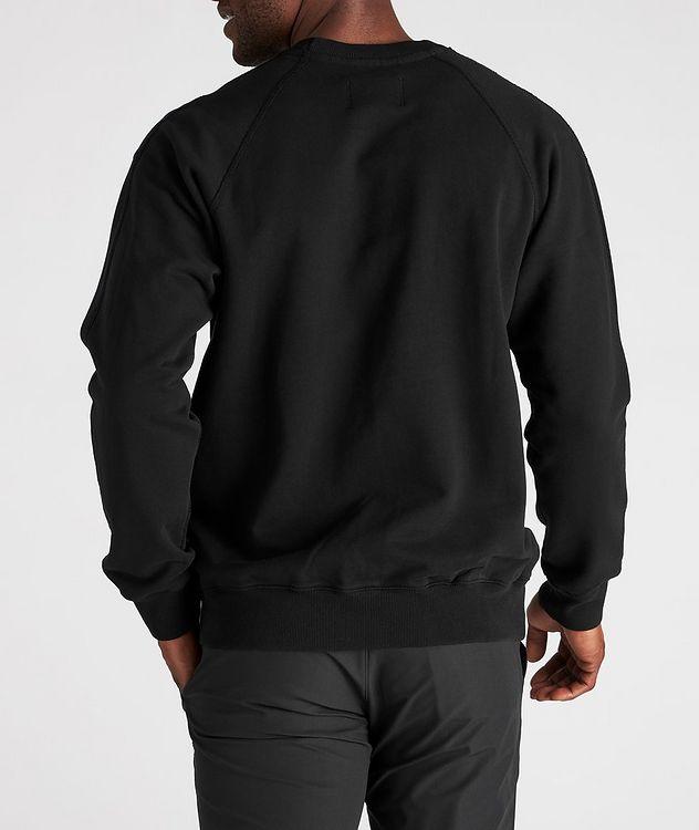 Autograph Logo Cotton Sweater picture 3