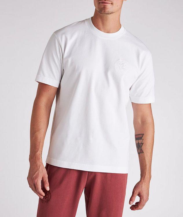 Logo Cotton Jersey T-Shirt picture 2
