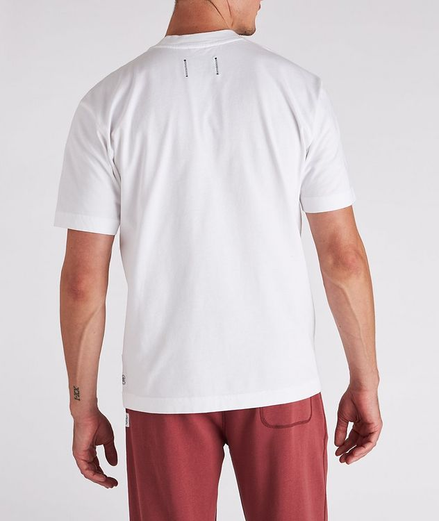Logo Cotton Jersey T-Shirt picture 3