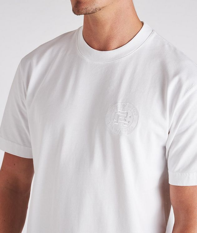 Logo Cotton Jersey T-Shirt picture 4