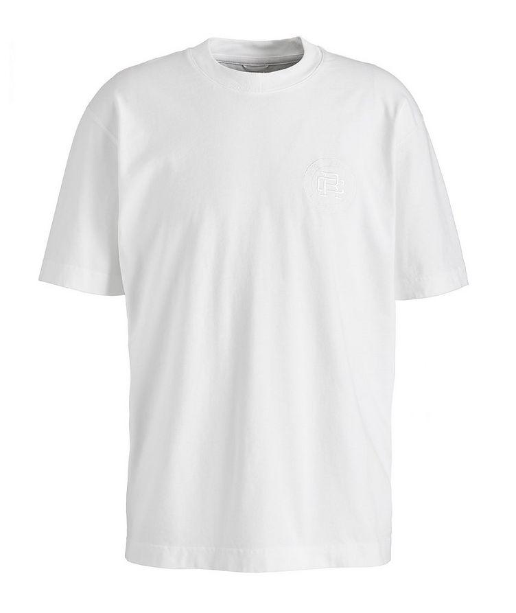 Logo Cotton Jersey T-Shirt image 0