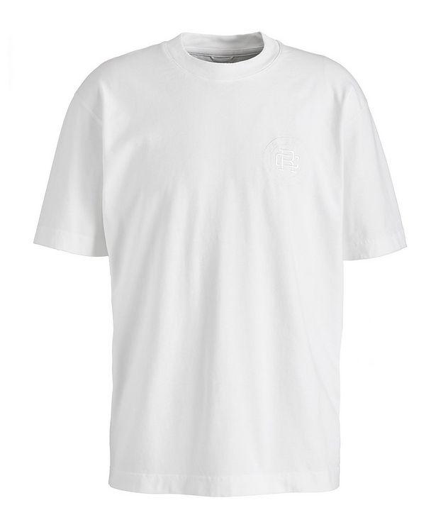 Logo Cotton Jersey T-Shirt picture 1