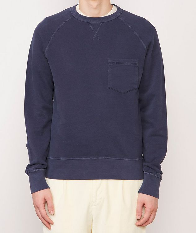 Chris Cotton Sweater picture 2