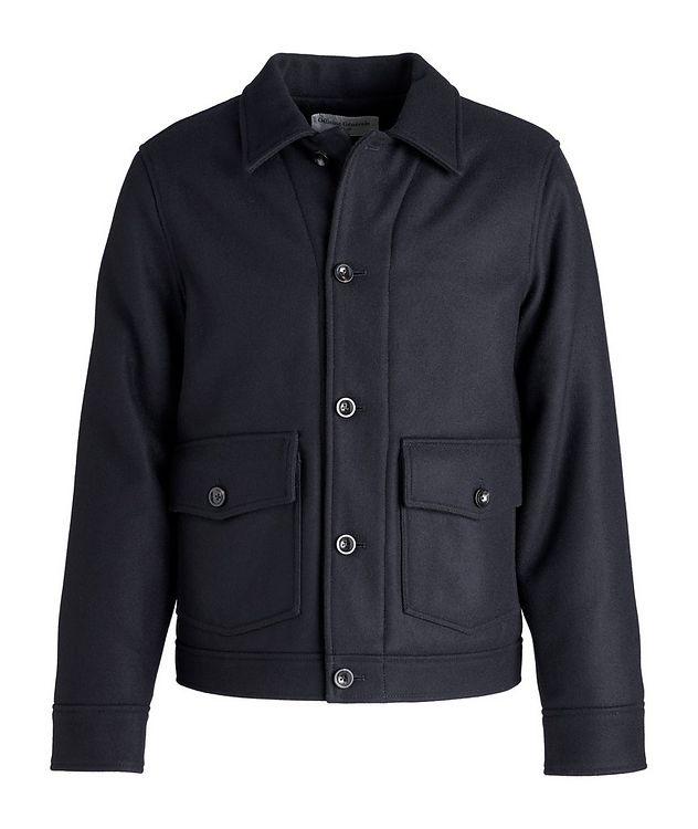 Submarine Wool-Blend Coat picture 1