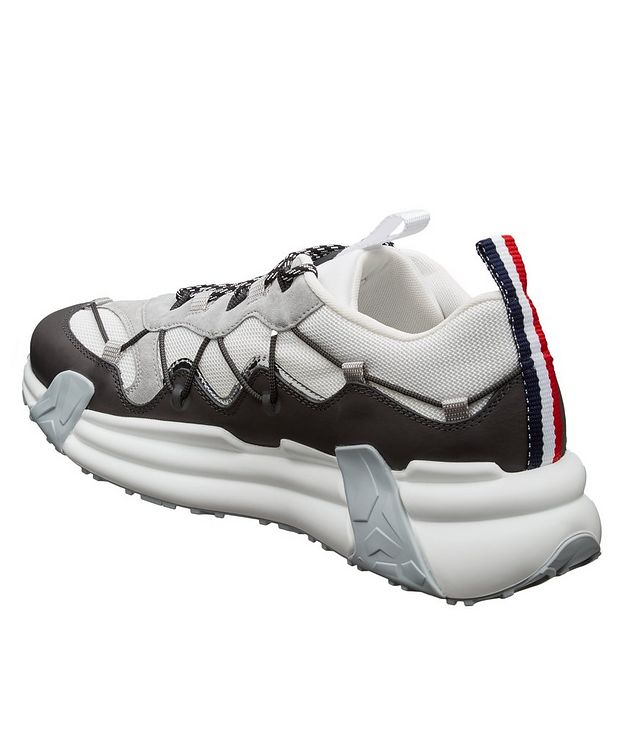 Compassor Lace-Up Sneakers picture 2