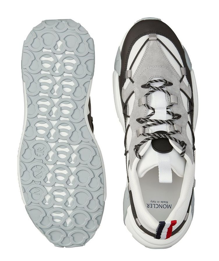 Compassor Lace-Up Sneakers image 2
