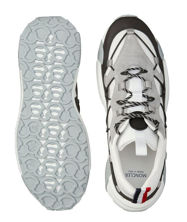 Compassor Lace-Up Sneakers picture 3