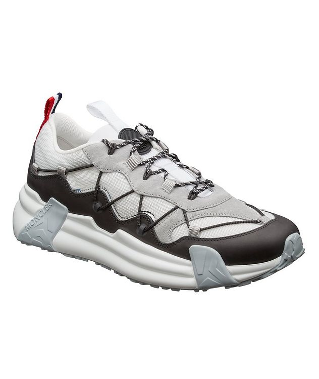 Compassor Lace-Up Sneakers picture 1