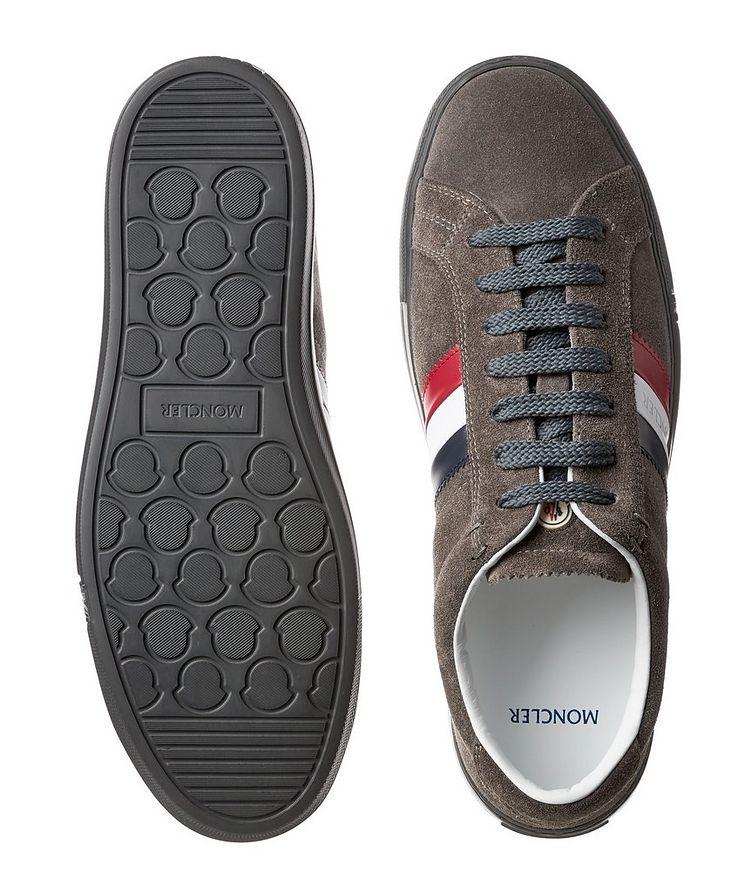 New Monaco Suede Sneakers image 2