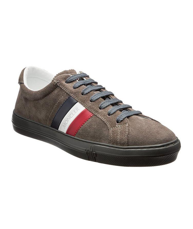 New Monaco Suede Sneakers image 0
