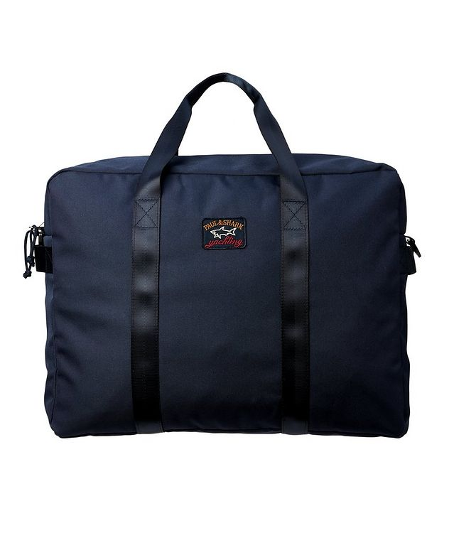 Embroidered Logo Weekend Bag picture 1