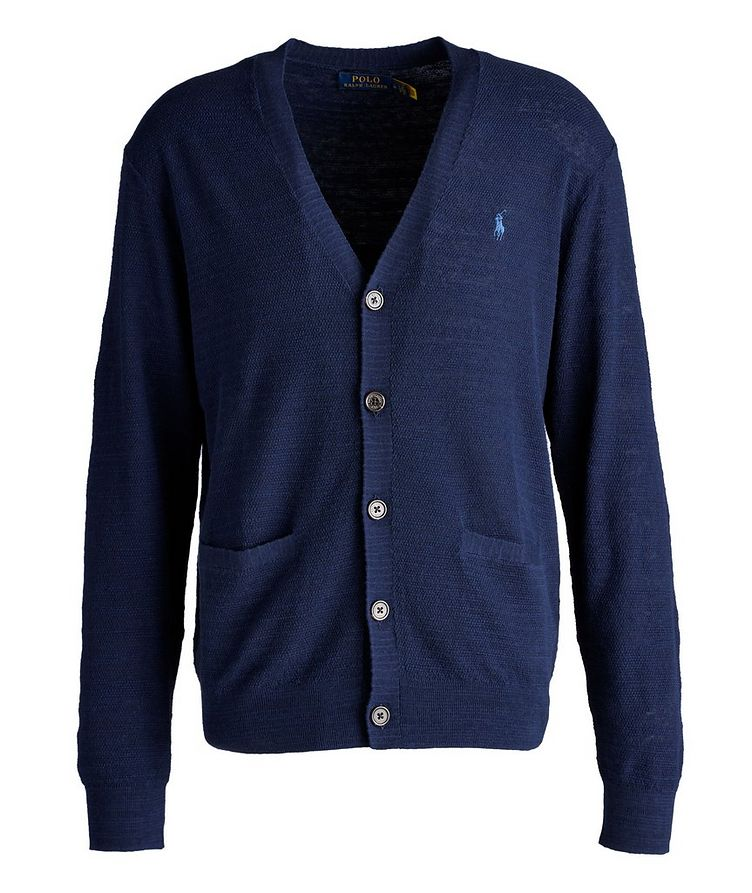 Cotton-Linen Cardigan  image 0