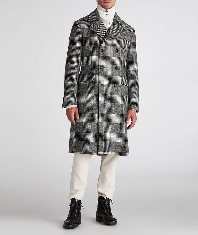 Half-Zip Wool Turtleneck picture 5