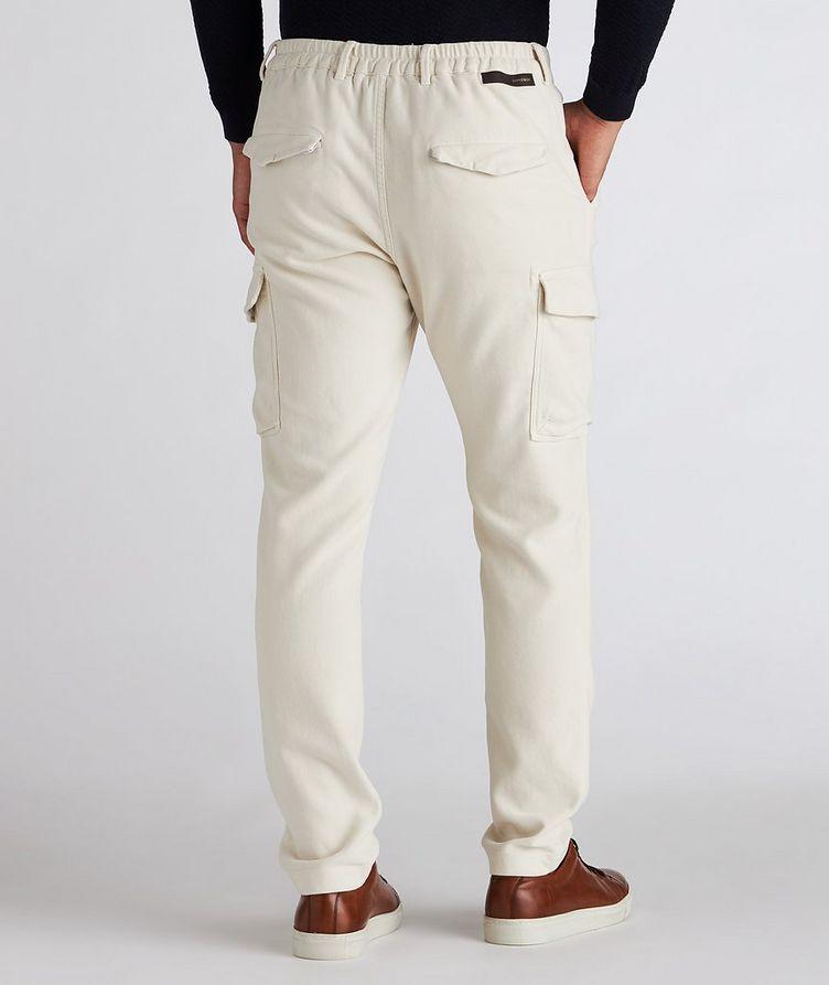 Stretch Cotton Cargo Pants image 2
