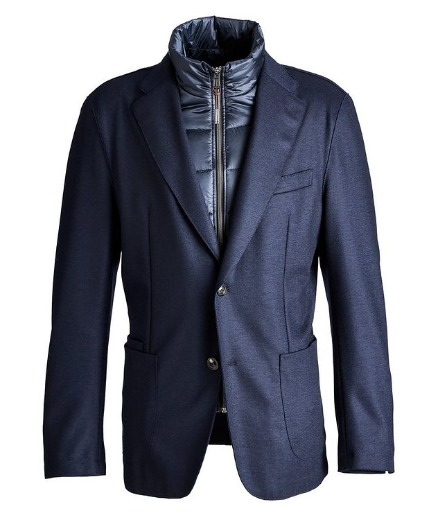Triest Wool-Blend Sports Jacket picture 1