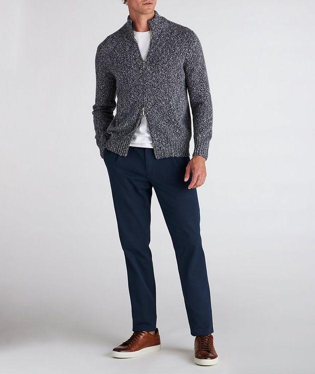 Giubbotto Cashmere Sweater picture 5