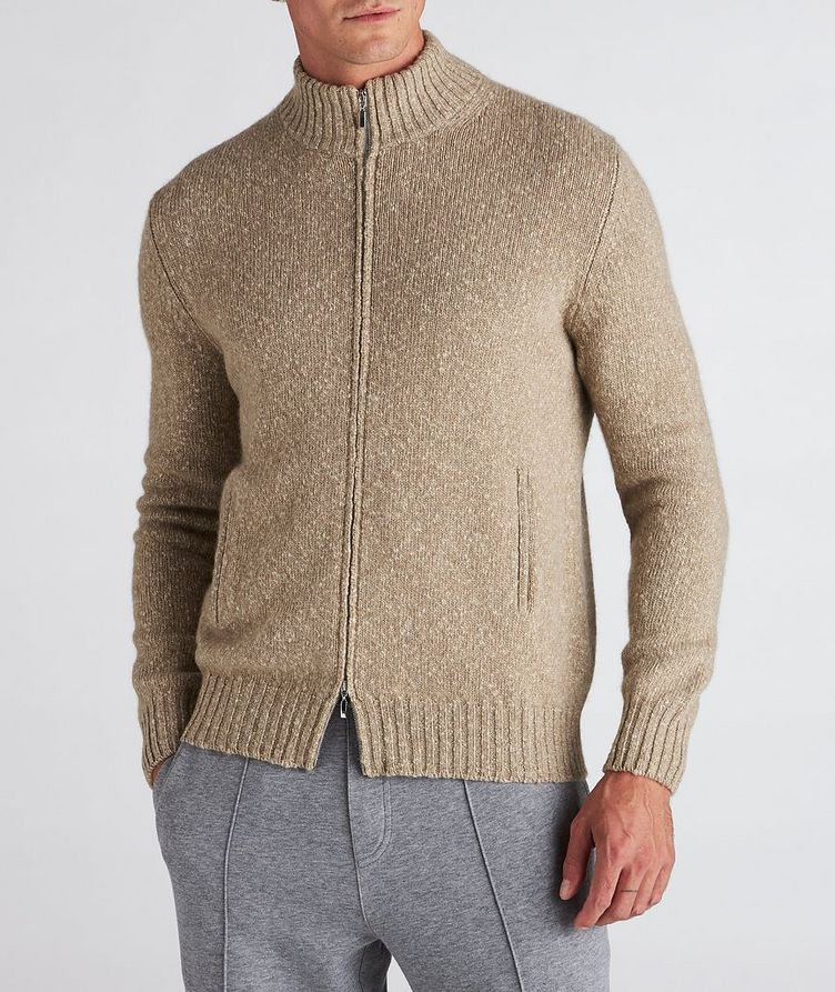 Giubbotto Cashmere Sweater image 1
