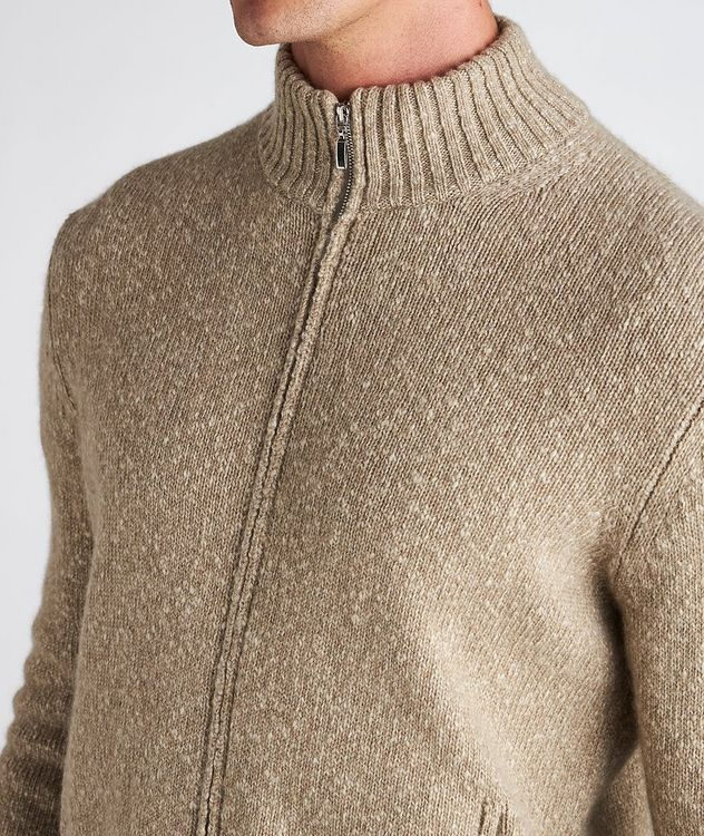 Giubbotto Cashmere Sweater picture 4
