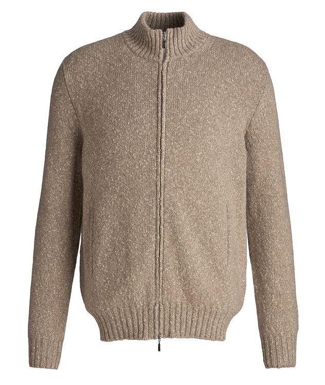 Giubbotto Cashmere Sweater picture 1