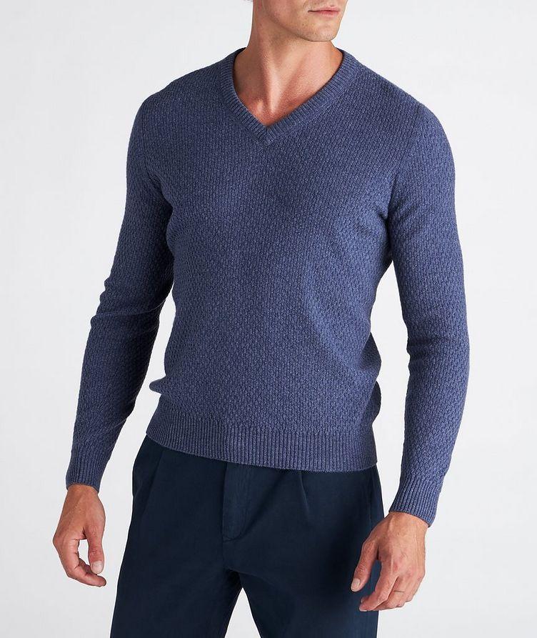 V-Neck Cashmere Sweater image 1