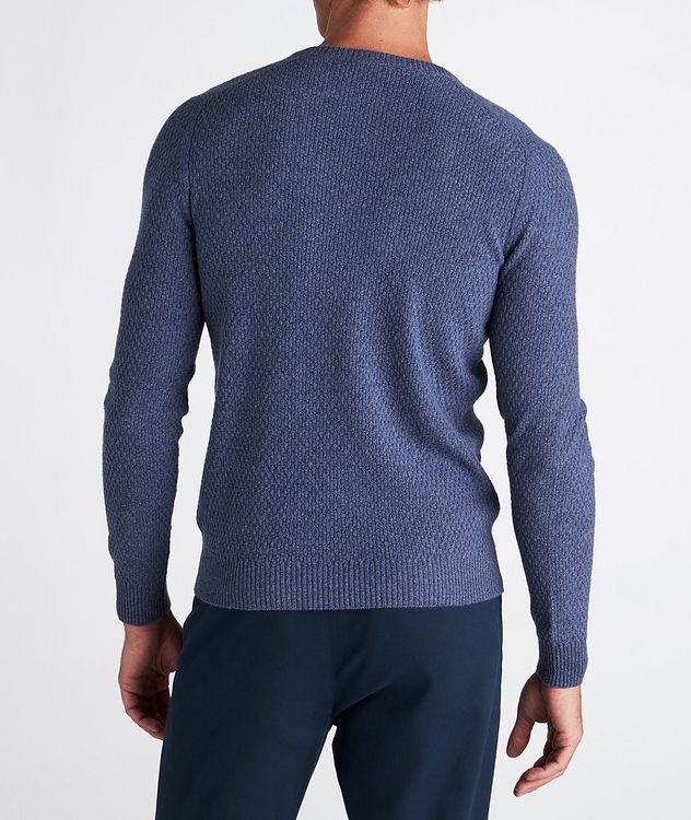 V-Neck Cashmere Sweater picture 3