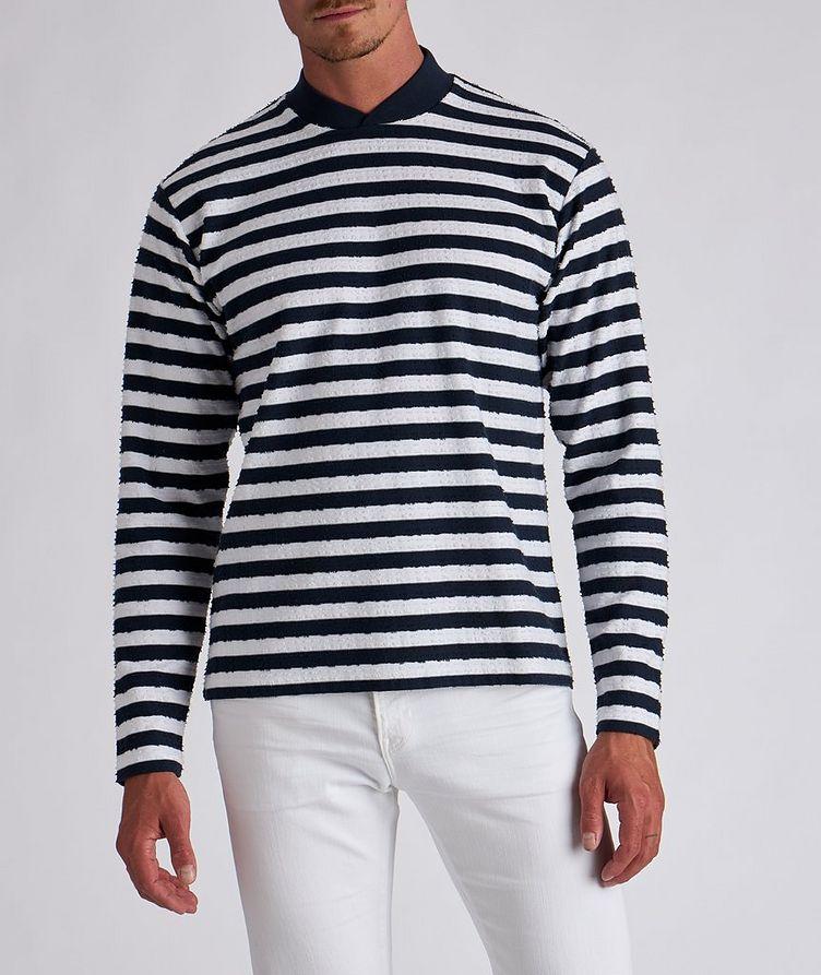Bretton Stripe Long Sleeve T-Shirt image 1