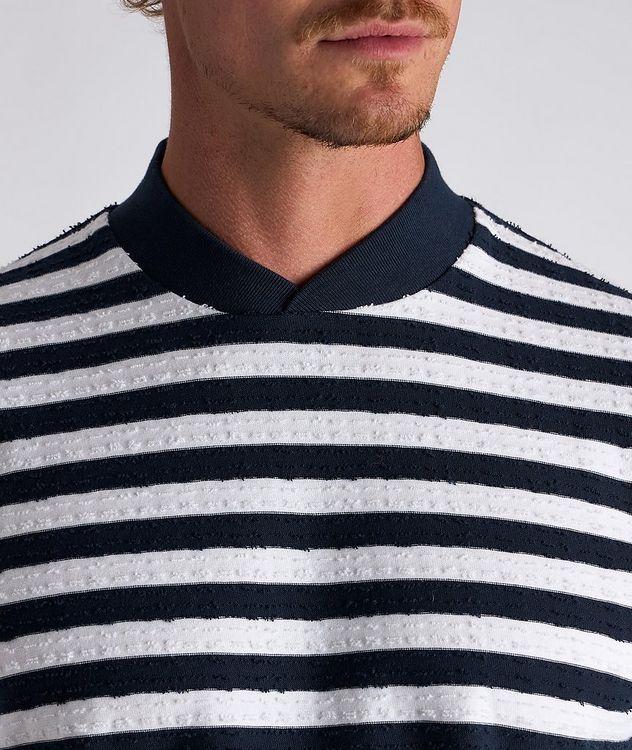 Bretton Stripe Long Sleeve T-Shirt picture 4