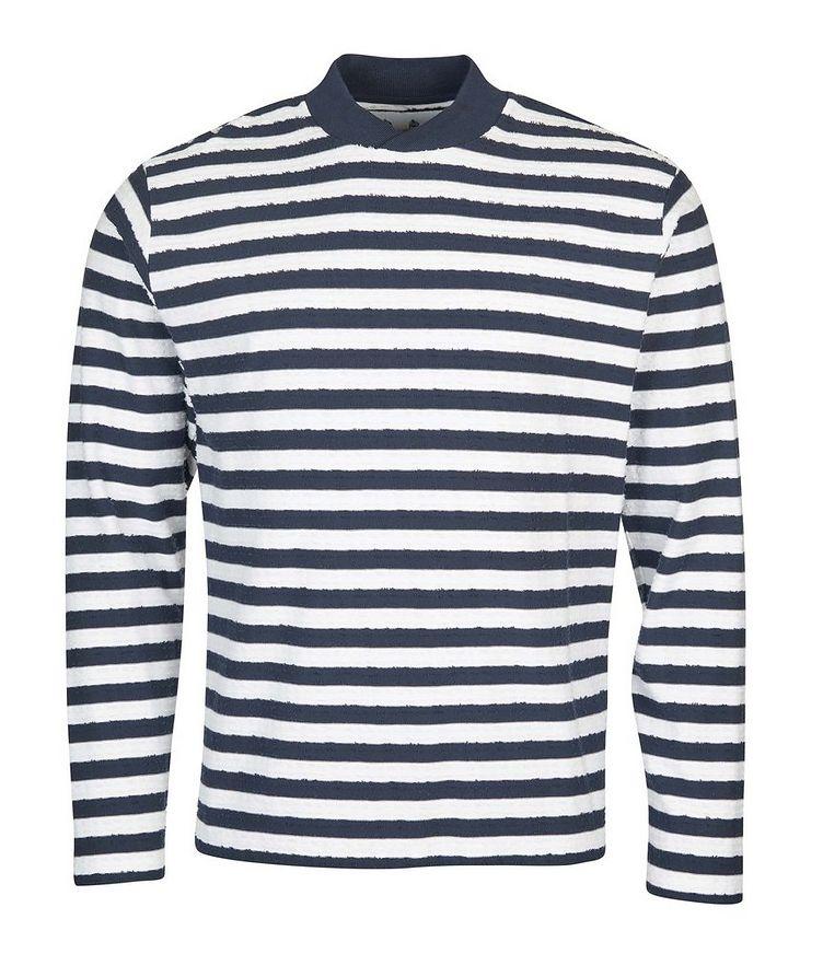 Bretton Stripe Long Sleeve T-Shirt image 0
