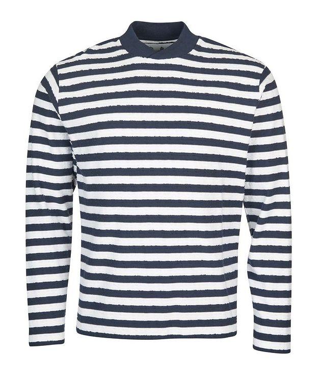 Bretton Stripe Long Sleeve T-Shirt picture 1