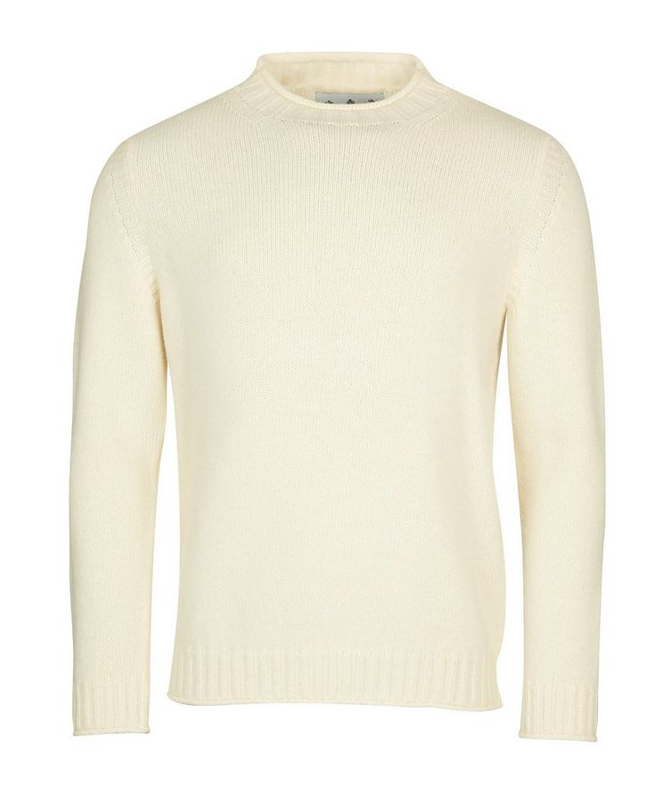 Wool Fisherman Sweater image 0