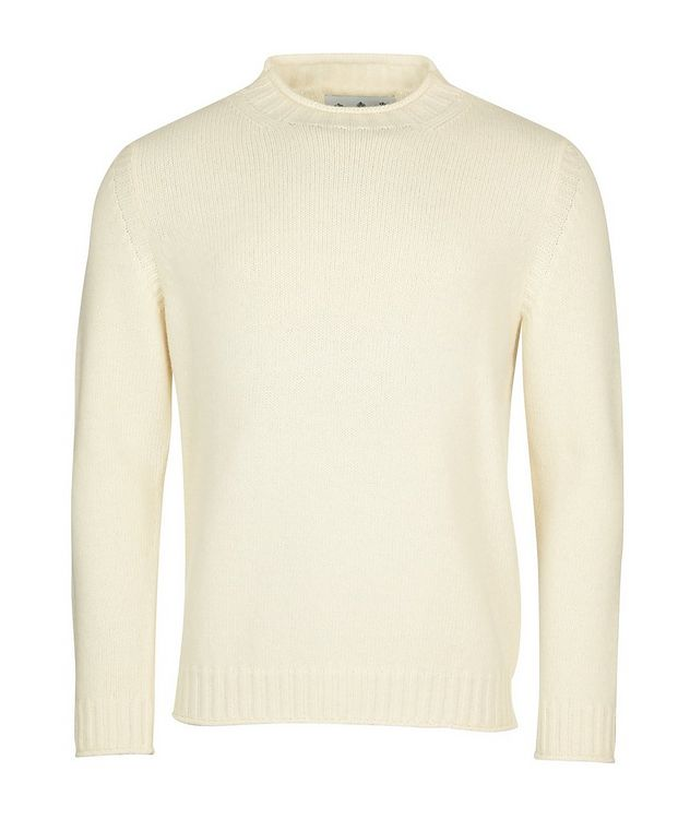 Wool Fisherman Sweater picture 1