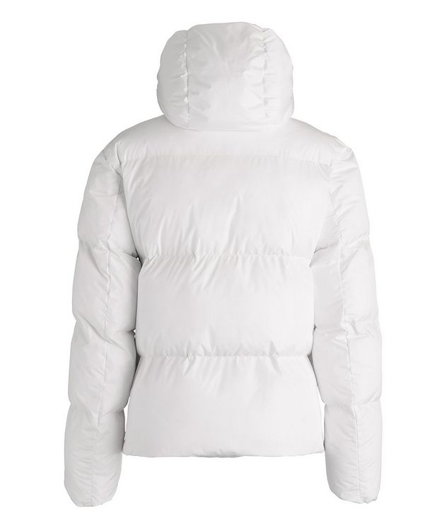 Water-Repellent Puffer Jacket picture 2